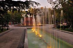 Plaza San Martín, San Rafael-