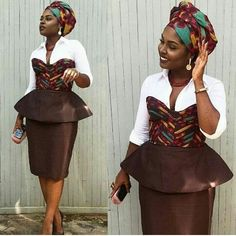 These fashionistas are slaying continuously in their trendy and uber fabulous Ankara styles! TThey never let us down when it comes to a week's worth of slayage, they always deliver…