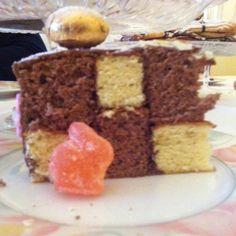 Cake Damero - Damen Cake