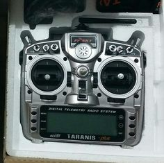 Taranis X9D plus for quad racing.
