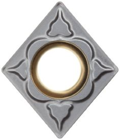 KM medium chipbreaker cast iron #insert type. CVD-coated carbide consisting of a thick, smooth, wear #resistant coating and a very hard substrate, capable of with...