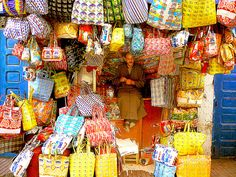 bags , bags !!Morocco | by ichauvel