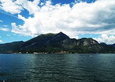 Lake Como in Lombardia, Italy. A very large lake nestled in the foothills of the Alps, very scenic roads and plenty of little towns to see. Visited in 2011.