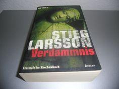 Stieg Larsson-Verdammnis  (2008, Taschenbuch) Roman