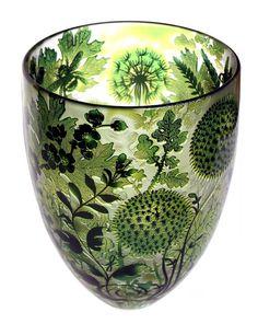 Jonathan Harris Studio Glass Ltd.  http://sutton15445.tumblr.com/ Enjoy the view from my world…My Paisley World...