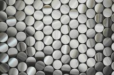 Alloy - Material - Penny Stainless Steel Tile - Image-1