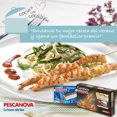 [PROMOCIÓN FINALIZADA] Para los que les encanta cocinar, para los amantes de preparar un gran plato…¡este es vuestro CONCURSO! En julio buscamos las mejores recetas del verano. ¡Sorpréndenos con tu propuesta y podrás ganar un fantástico lote de productos Pescanova!