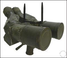 WW2 Vintage Japanese Navy, Large Lens Big Eye 7.5 x 8 Ships Naval Binoculars