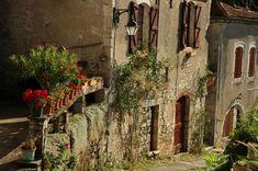 Un ruta para hacer en coche por pueblos de cuento de Francia en el valle del Lot (de Cahors a Calvignac)