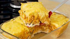 Lasagna, Mashed Potatoes, Ice Cream, Pasta, Cheese, Gabriel, Ethnic Recipes, Desserts, Youtube