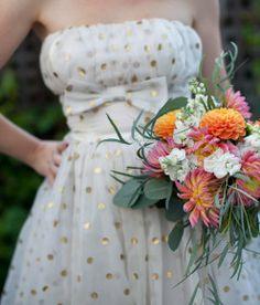 HOW TO MAKE A TRADER JOE'S WEDDING BOUQUET