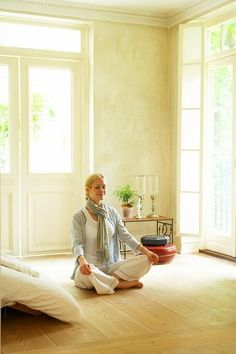 5 Tips for Creating a Simple Meditation Space: Very practical tips for creating your own meditative space.