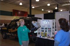 Knoxville Expo Center hosts 2013 Knox County Schools Career Day!  Knox County Schools - Partners In Education Group Pages