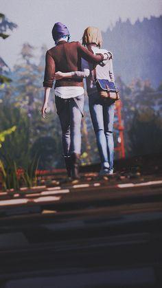 Life is Strange - Max & Chloe