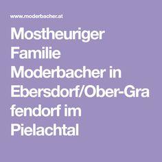 Mostheuriger Familie Moderbacher in Ebersdorf/Ober-Grafendorf im Pielachtal Boarding Pass, Vacation