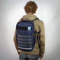 BullPup 18L Backpack Size