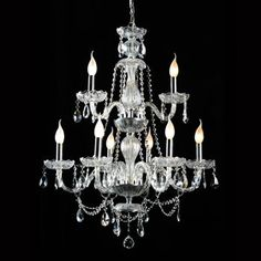 Costco Di Luce Dahlia 9-light Chandelier - $354.99