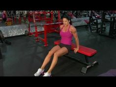 To tone your arms, you need the right moves and a challenging weight. In this arm toning workout you'll target biceps, shoulders, triceps, and back.
