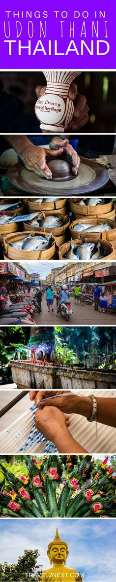 5 Things to do in Udon Thani, Thailand..