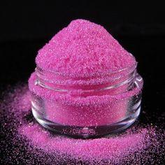 Addiction Glitter is a HOT bright Pink Glitter