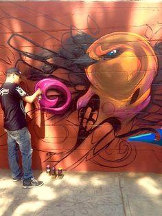 #hidroc #hidrocone #hidrock #krakengine #graffiti