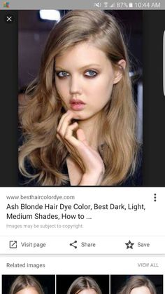 Level 7 hair color medium blonde color demo book pinterest what is the best blonde hair dye can you color dark hair to dark ash blonde or light ash blonde heres how to get ash blonde hair color at home with a solutioingenieria Images