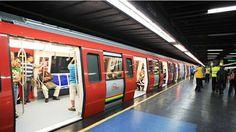 Este será el horario de trabajo del Metro de Caracas el 31 y 1!