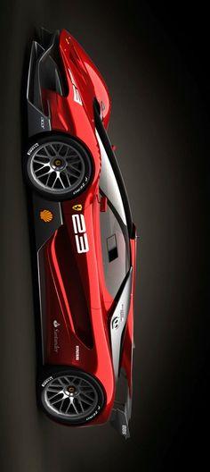 (°!°) Ferrari Xezri Competizione, by Samirs Sadikhov