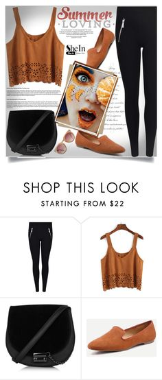 """""""SheIn #10/4"""" by almedina-86 ❤ liked on Polyvore featuring MICHAEL Michael Kors and shein"""