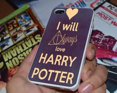 I will always love Harry Potter Case for iPhone by ncklovecase, $14.89
