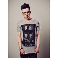 Smile & Joke - Tshirt The Brooklyn (Homme)