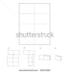 Business Cards Die Cut Template Fotos, imágenes y retratos en stock   Shutterstock