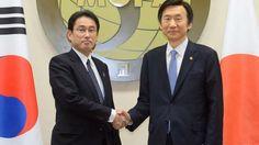 Seúl y Tokio firman pacto para compartir datos militares de Corea del Norte - http://www.notiexpresscolor.com/2016/11/23/seul-y-tokio-firman-pacto-para-compartir-datos-militares-de-corea-del-norte/
