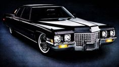 1971 Cadillac Production Numbers/