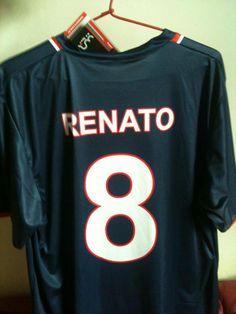 Numeração da camisa numero 1, 2013