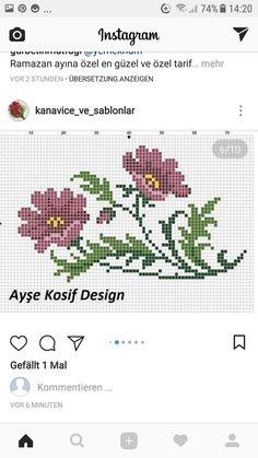 Cross Stitch Embroidery, Cross Stitch Patterns, Ethnic Bag, Cross Stitch Flowers, Needlepoint, Design, Cross Stitch Borders, Simple Cross Stitch, Towel Bars