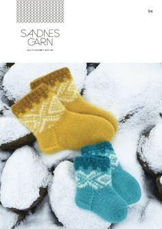 Search results for: 'english sock patterns' - Sandnes Garn Knitting For Kids, Baby Knitting Patterns, Crochet For Kids, Knitting Projects, Knit Crochet, Knit Mittens, Knitting Socks, Free Knitting, Knitted Baby Clothes