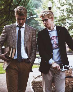 charlesmcbryde:   broh did u get Slytherin or what... | Billionaire Boys Club