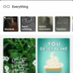 Pinterest knows what's up.