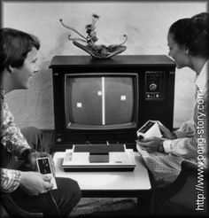 Pong-Story : Magnavox Odyssey, the first video game system