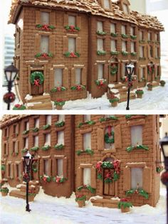 Delancey St. 2013 #gingerbreadhouse