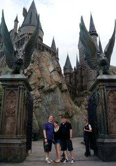 Things to do at the Wizarding World of Harry Potter that other reviews missed