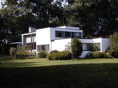 Walter Gropius House, 66 Baker Bridge Road, Lincoln, MA.