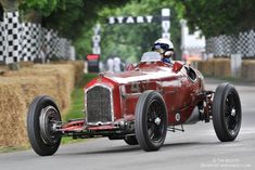 1935 Alfa Romeo Tipo B 'Don Lee Special'