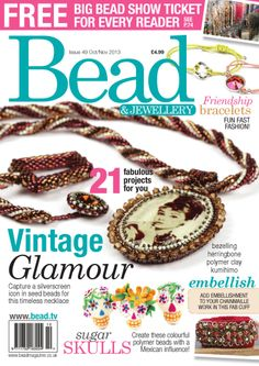 Bead Magazine Issue 49 2013 | PDF Flipbook