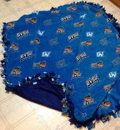 Grand Valley State University blanket