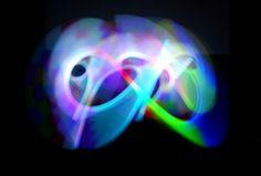 série: LIGHT PAINTING / 2014 Workshop Eric & Sylvie