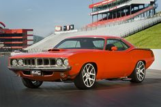 1971 Barracuda I want this for my husband!  He loves this car, the year, and since our last name is Cuda...