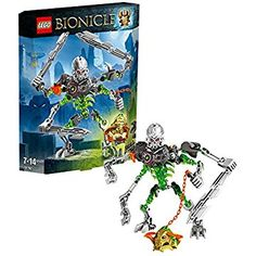 LEGO Bionicle 70792 Skull Slicer Action Figure