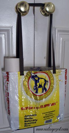 Rice Bag Tote 9